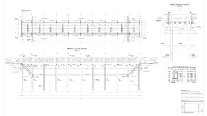 plany konstrukcyjne budynku