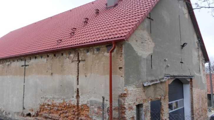 budynek do remontu