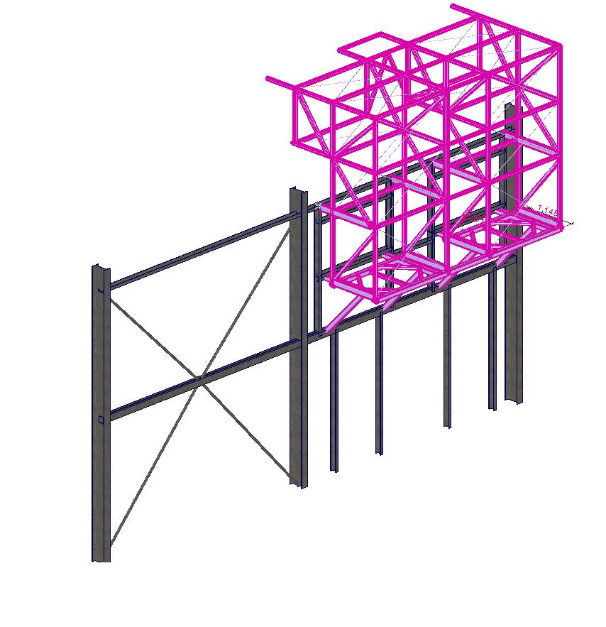 Wyrzutnia-model